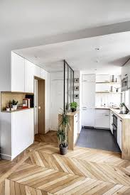 cuisine appartement parisien plante d interieur avec astuce cuisine meilleur de