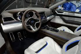 subaru suv concept interior subaru u0027s 2015 legacy concept looks good in the flesh