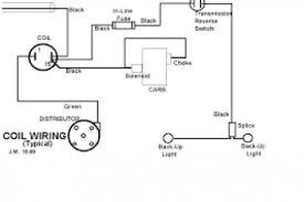 vw bug coil wiring diagram wiring diagram simonand