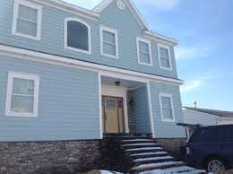 need help picking exterior paint color for front door on beach house