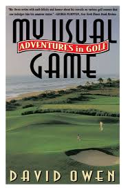 amazon com my usual game adventures in golf 9780385483384