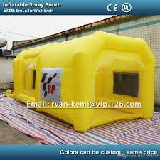 paint booths spray booths spray systems state shipping 2018 6m yellow spray booth car paint booth