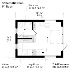 simple cabin floor plans contemporary cabin plans