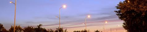 who to call when street lights are out report a streetlight out
