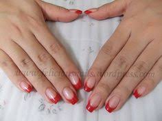 red tip nail designs nail art designs gallery red glitter