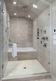 bathroom tub shower ideas attractive walk in shower and tub combo 25 best ideas about