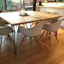Wood Dining Room Tables  KIurtjohnsonco - Light wood kitchen table