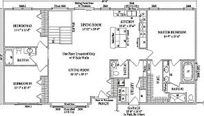 floor plans for 1800 sq ft homes by wardcraft homes ranch floorplan