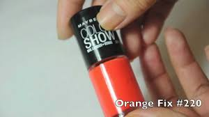maybelline color show nailpolish live swatch u0026 first impressions