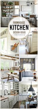 kitchen decorative ideas farmhouse kitchen decor ideas the 36th avenue