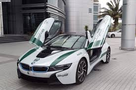 electric cars bmw dubai police bmw i8 jpg