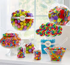 Candy Vases Centerpieces Candy Buffet Supplies Candy Table U0026 Station Party City