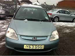 2001 honda civic 1 4i related infomation specifications weili