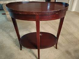 Mersman End Table Mersman Table 6988 My Antique Furniture Collection