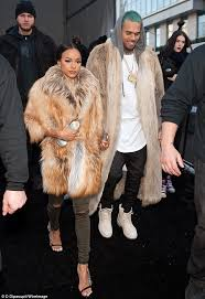 chris brown lashes out at ex karrueche and