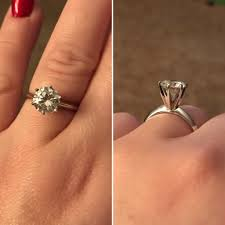 grandmother s ring high setting engagement ring engagement rings ideas