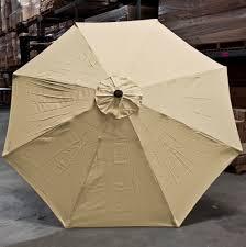 7 Foot Patio Umbrella by 7 Foot Patio Umbrella Replacement Canopy Home Design Ideas