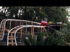 coolest backyard roller coaster let u0027s build pinterest