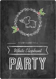 26 best white elephant party ideas and inspiration images on