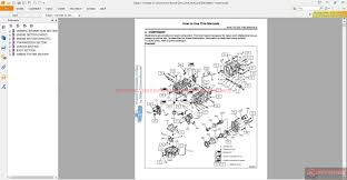 subaru forester sj 2013 service manual 2013 pdf eng auto