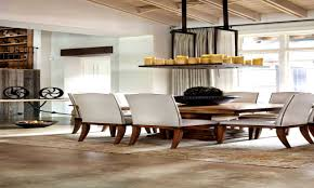 furniture gorgeous lovely rustic modern dining room lighting