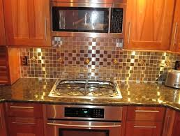 the modern designs glass tile kitchen backsplash home design and