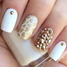 50 best nail art designs from instagram gold nail gold and