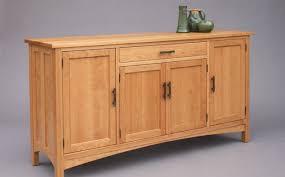 sideboard cherry sideboard astonishing shaker 3 drawer