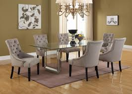 Silver Dining Room Set by T1805 Furniture Import U0026 Export Inc
