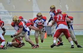 Northern Lights Football League American Football In Scandinavia Part 1 Finland The Growth Of A