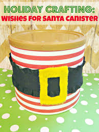 easy christmas craft wishes for santa can craft holiday fun