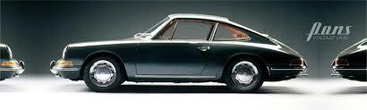 Porsche 911 Vintage - pons vintage cars classic porsche restoration in gran canaria