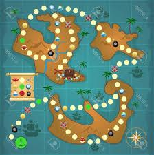Treasure Island Map Best Treasure Island Map Clipart Pictures