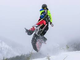 snow motocross bike 2018 polaris timbersled 120 aro u0026 120 raw snow bike systems dirt
