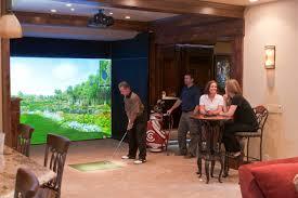 golf simulators nerve ci