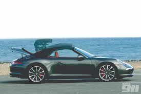 Porsche 911 Convertible - opinion is the 911 cabriolet a proper porsche total 911