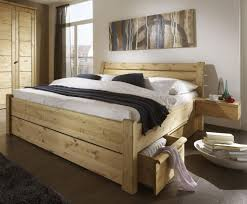 Schlafzimmer Aus Holz Neapel Schlafzimmer Kiefer Massiv Kiefern Möbel Fachhändler In