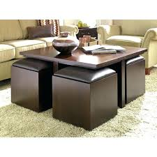 Cocktail Storage Ottoman Outstanding Storage Cocktail Ottoman Living Coffee Table