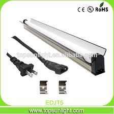 Single Fluorescent Light Fixture T5 24w 2ft Grow Lighting T5 Fluorescent Light T5 Single