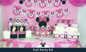 minnie mouse party supplies birthday party decorations minnie mouse
