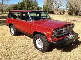 old jeep cherokee 1977 cherokee chief u2013 the jeep farm