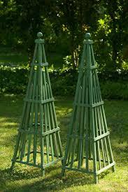 120 best obelisk and trellis images on garden trellis