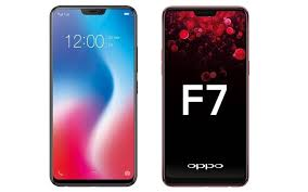 Oppo F7 F7 Vs Vivo V9 Which Is The Best Selfie Phone For You