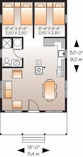 600 sq ft apartment floor plan sq ft tiny house floor plans