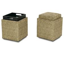 how upholstered one cube storage ottoman editeestrela design