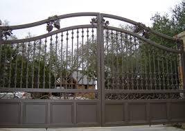 custom ornamental metal gates pro construction usa