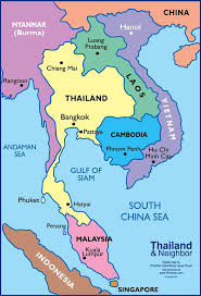 Map Of Southwest Asia by Best 25 East Asia Map Ideas On Pinterest South Vietnam Vietnam