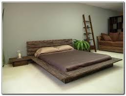 wooden bed frame ideas frame decorations