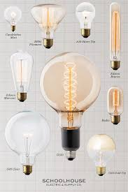 Unique Light Bulbs Bulbs Schoolhouse Electric Unique Lighting And Lightbulb