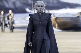 Daenerys Targaryen Costume Khaleesi Why Daenerys Targaryen Wore All Black Billboard